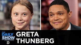 Download Greta Thunberg - Inspiring Others to Take a Stand Against Climate Change | The Daily Show Video