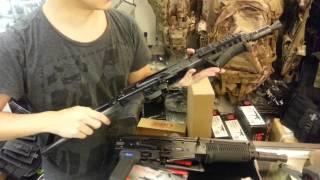 Download WE Ak 74 vs GHK AKs74u tac CRW Video