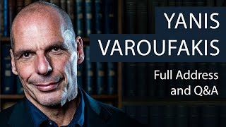 Download Yanis Varoufakis | The Euro Has Never Been More Problematic | Oxford Union Video