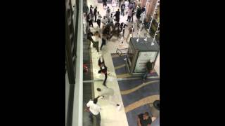 Download Black friday fight at town east mall Video