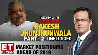 Download Rakesh Jhunjhunwala's EXCLUSIVE Interview To ET NOW | Part 2 Video