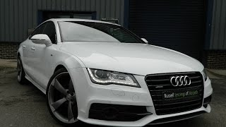 Download Review of Audi A7 Video