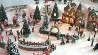 Download Best Christmas Village with electric trains Video