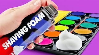 Download 3 INSANELY COOL CRAFTS FOR ARTSY KIDS Video