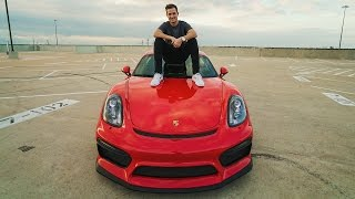 Download My Pick - 2016 Porsche Cayman GT4 Video