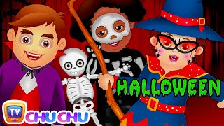 Download Halloween is Here | SCARY & SPOOKY Halloween Songs for Children | ChuChu TV Nursery Rhymes for Kids Video