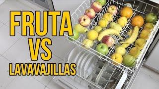 Download Qué ocurre si metes FRUTA en el LAVAVAJILLAS Video