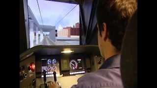 Download Inside Amtrak's engineer training school Video