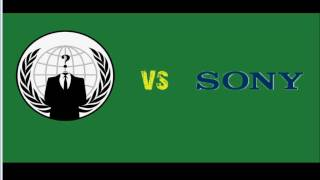 Download Anonymous vs Sony Video