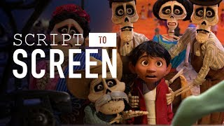 Download Miguel Enters the Land of the Dead | Script to Screen by Disney•Pixar Video