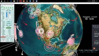 Download 12/10/2016 - Nightly Earthquake Update - Oklahoma movement begins, Japan hit in warned area Video
