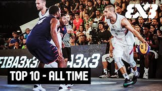 Download TOP 10 Plays of All Time! | FIBA 3x3 Video