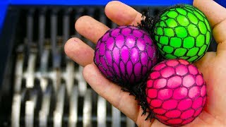 Download SHREDDING SLIME ANTISTRESS BALLS! Video