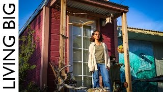 Download Biologist Builds Tiny House To Live Amongst Her Work Video