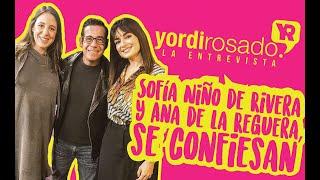 Download Sofía Niño de Rivera y Ana de la Reguera, se confiesan Video