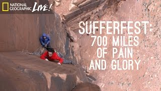 Download Sufferfest: 700 Miles of Pain and Glory | Nat Geo Live Video