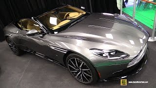 Download 2017 Aston Martin DB11 Launch Edition - Exterior and Interior Walkaround - 2017 Montreal Auto Show Video