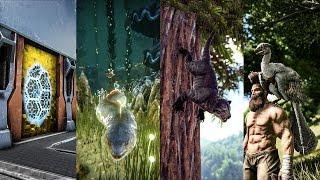 Patch 254: TEK Tier, Purlovia, Baryonyx, Basilosaurus, Ovis