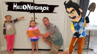 Download Hello Neighbor in Real Life TOP SECRET Scavenger Hunt!!! Video