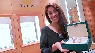 Download BUYING MY MUM A ROLEX !!! Video