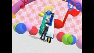 Download Miku & Kaito Kiss!! to love´s end Video