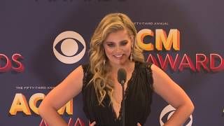Download Lauren Alaina Was Overwhelmed With Emotions Talking About ACM Awards Win Video