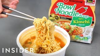 Download How Instant Noodles Are Made Video
