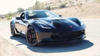 Download Corvette C7 Z06 Review! Video