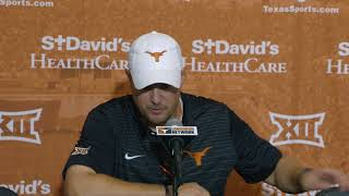 Download Tom Herman postgame press conference [Sept. 16, 2017] Video