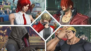 Download KOF XIV | ALL SPECIAL INTROS + DLC (Sub Español) | VERSION 2.00 | COMPILATION | COVENANTNEXUS13 Video