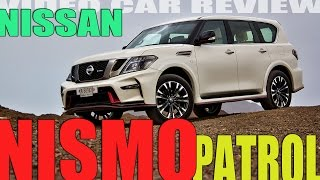 Download Nissan Nismo Patrol Review Video