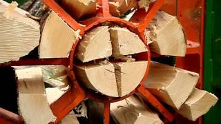 Download Posch Spaltfix K-440 firewood processor Video