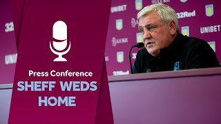 Download Press conference: Sheffield Wednesday home Video