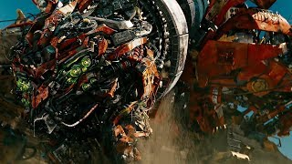 Download Transformers 2 IMAX version 16x9 Devastator Whole Scene reel HD 1080p Video