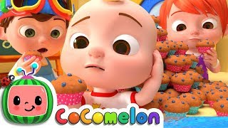 Download The Muffin Man | CoCoMelon Nursery Rhymes & Kids Songs Video