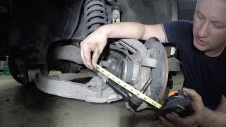 Download How To Replace An Outer Tie Rod End Properly Video
