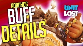 Download Overwatch News - Roadhog BUFF DETAILS! 50% Damage Reduction! Video
