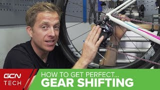 Download How To Get Perfect Gear Shifting On Your Road Bike Video