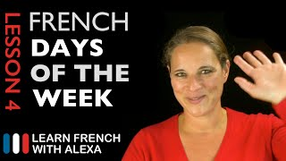Download The French Days of the Week (French Essentials Lesson 4) Video