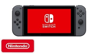 Download Nintendo Switch First Time Use Video