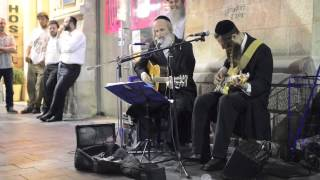 Download Jewish men singing Pink Floyd's ″Wish You Were Here″ Video