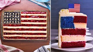 Download 4th July Special | One nation, under cake, indivisible, with pie and ice cream for all! Video