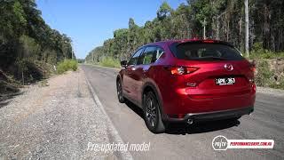 Download 2018 Mazda CX-5 diesel (old vs new) 0-100km/h & engine sound Video