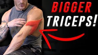 Download 4 Exercises for Bigger Triceps (DUMBBELLS ONLY!) Video