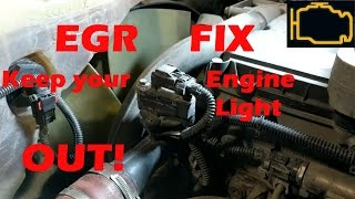 Download EGR Quick Fix - Keep that Engine light OUT Video