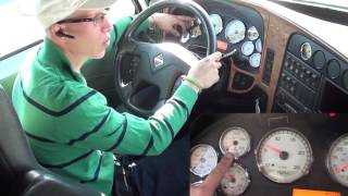 Download Air- Brake Test & In-cab inspection CDL Class A NJ Video