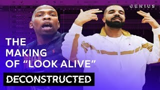 Download The Making Of BlocBoy JB & Drake's ″Look Alive″ With Tay Keith | Deconstructed Video