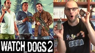 Download ¡¡¡WATCH DOGS 2 SUEÑA CON SER GTA 5!!! - Sasel - Opinión - Videojuegos - Ubisoft - Español - Spanish Video