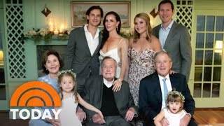 Download Barbara Bush Is Married! Here's A Look At The Beautiful Ceremony | TODAY Video