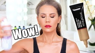 Download THE BEST FOUNDATION I'VE EVER TESTED ... No Click-Bait! Video